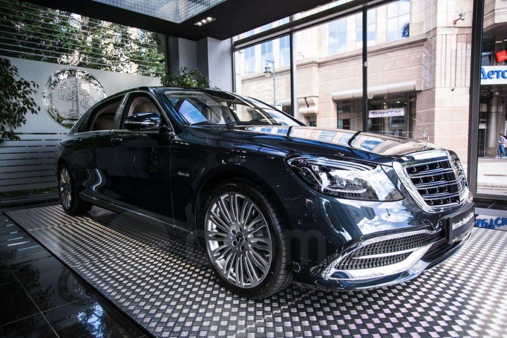Mercades-Benz S-класс