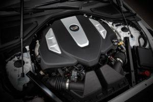 Двигатель CT6