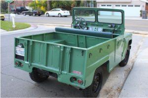 Austin Gipsy 4x4 без крыши