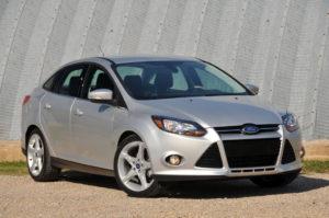 Ford Focus рестайлинг