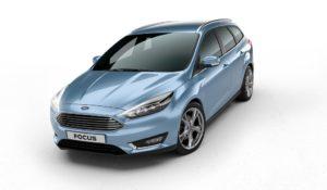 Дорестайлинг Ford Focus