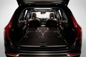 Volvo XC90 багажник