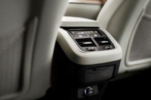 Volvo XC90 второй ряд