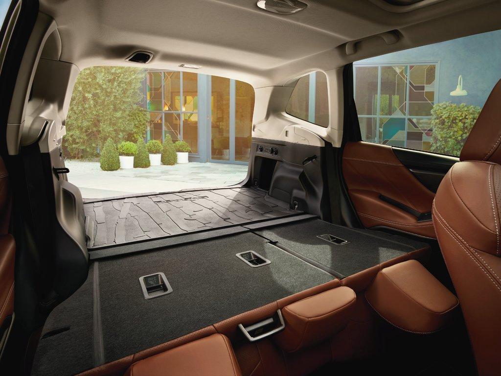 Subaru Forester багажник