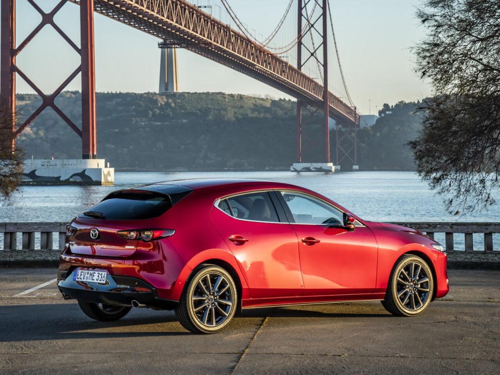 Mazda 3 Haychback
