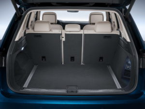 Volkswagen Touareg багажник