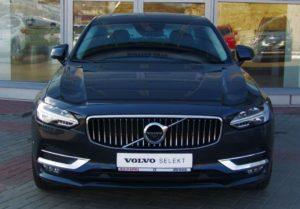 Volvo S90 перед
