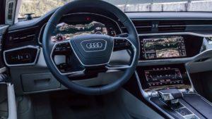 Audi A6 C8 салон