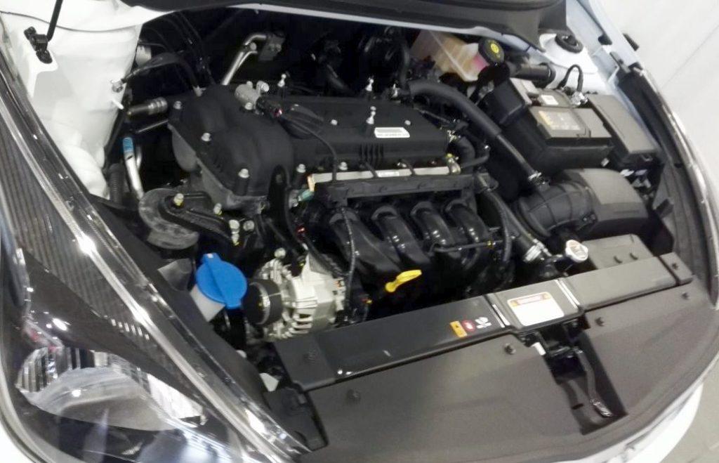 Двигатель 1,6 123 л.с.