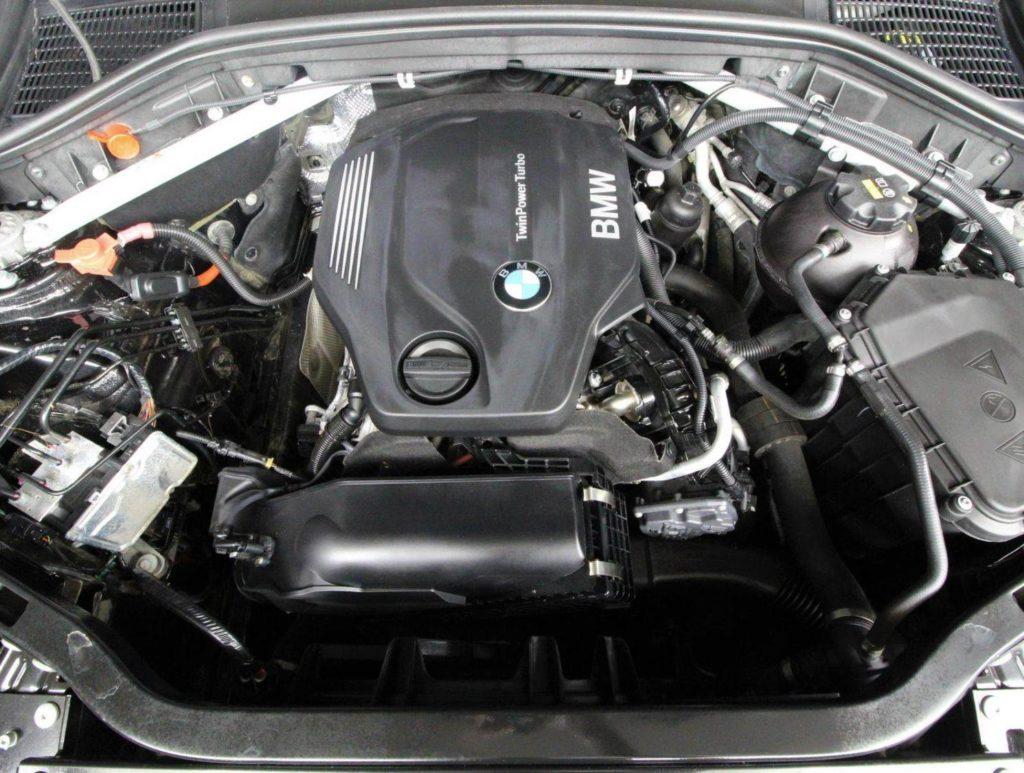 Двигатель B47D20