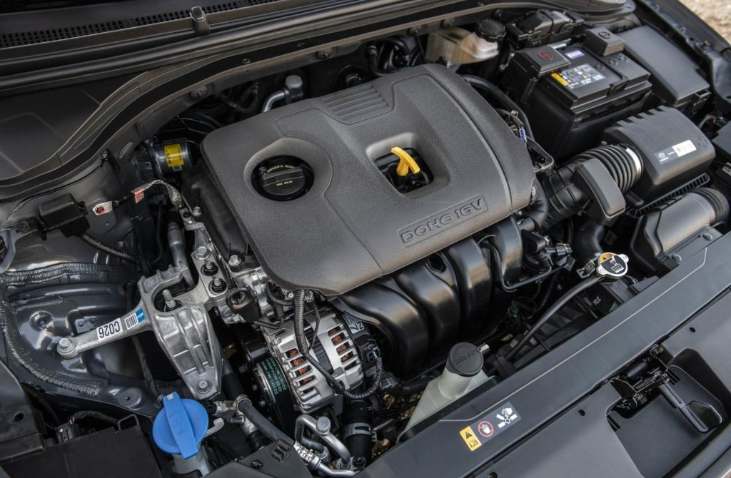 Hyundai Elantra G4NA 2.0