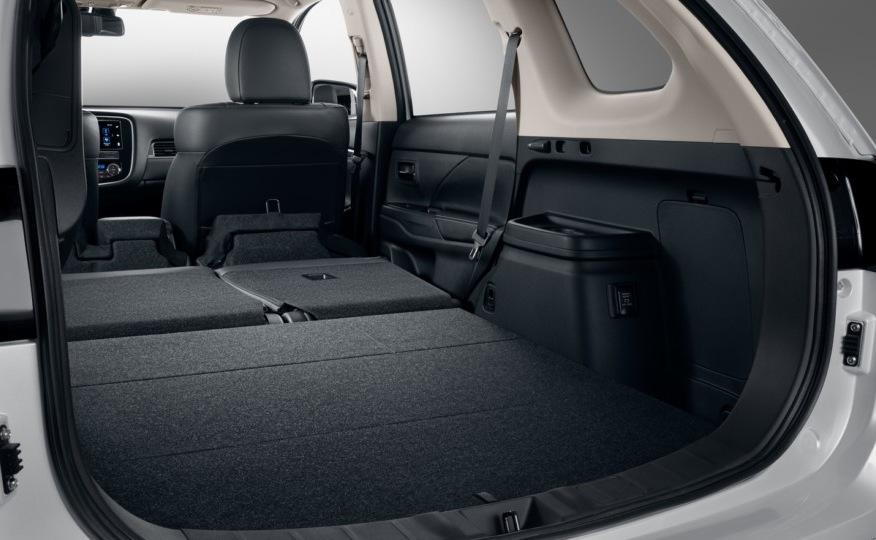 Outlander GT багажник
