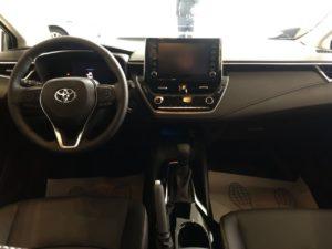 Toyota Corolla 2019 передняя панель