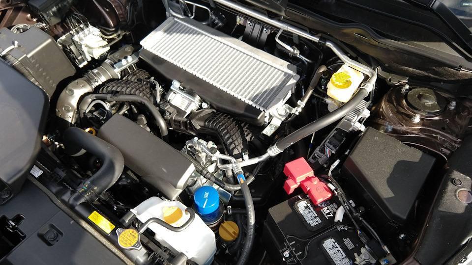 двигатель FA24F Subaru Ascent