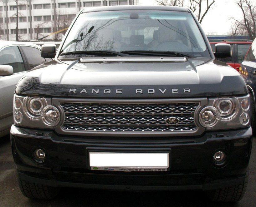 Land Rover Range Rover рестайлинг