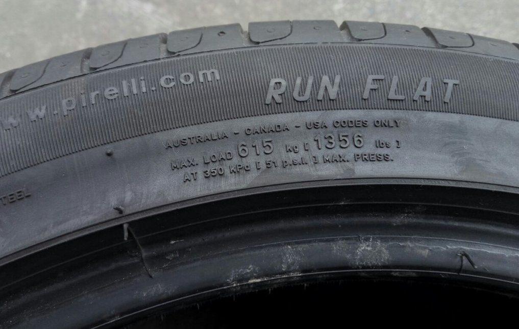 Pirelli runflat
