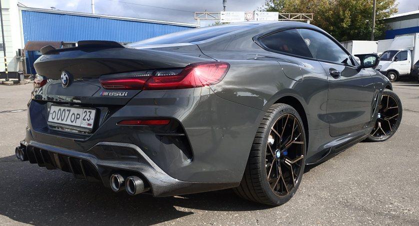 BMW 8-Series M850i