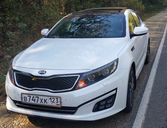 Kia Optima TF