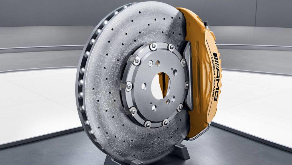 карбон-керамические тормоза