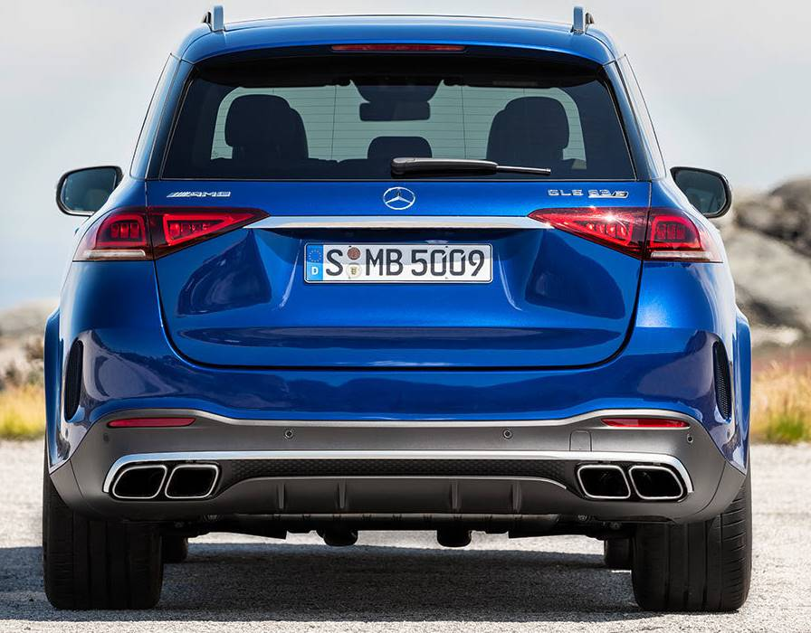 Mercedes-Benz GLE 63 S 4MATIC+
