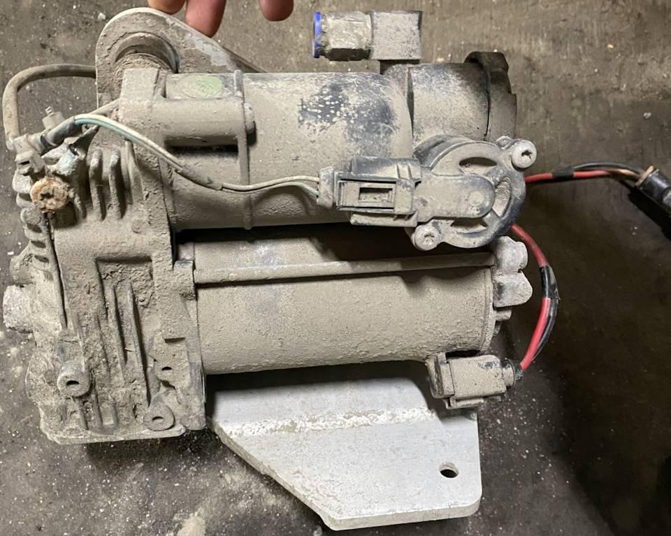 компрессор подвески